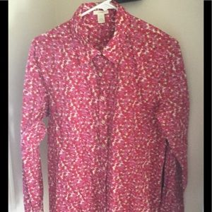 J.Crew Limited Edition Liberty of London floral 12